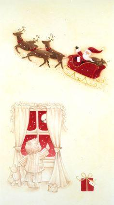 Lisa Alderson - christmas 1st boy