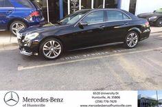 Very nice Black on Black Mercedes-Benz! - Donald Mansell #HappyCustomers #MondayMotivation