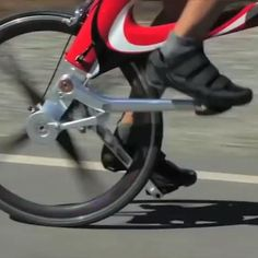 The Inventors Of Nubike Say Its Unique Lever System Is More