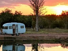 The perfect camping spot in the Australian outback means there's no one else in sight. Camping Spots, Sunglass Hut, Summer Events, Sunglasses Online, Get Outside, Warm Weather, Recreational Vehicles, Sunglasses, Camper Van