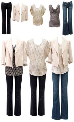 Professional outfits - CAbi