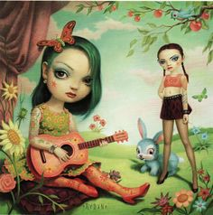 Mark Ryden. I *love* this one
