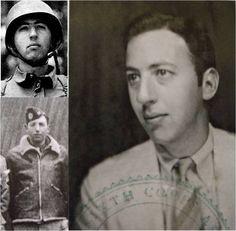 Herbert M. Sobel Sr. - Easy Company, 2nd Battalion, 506th Parachute Infantry Regiment, 101st Airborne Division.