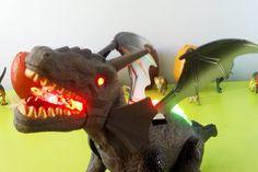 Dinosaur Toys Dino Skeletons Fossils Dinosaurs Eggs Screaming Dragon