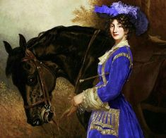 Internet Usage, Horse Art, Famous Artists, Dressage, Literacy, Horses, Traditional, Illustration, Painting