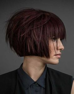 Bob hairstyles with bangs The Effective Pictures We Offer You About curly hair styles tutorial A qua Bob Hairstyles 2018, Bob Hairstyles With Bangs, Straight Hairstyles, Bangs Hairstyle, Hair Bangs, Medium Hair Styles, Curly Hair Styles, Short Styles, Hair 2018