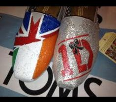 1D shoes want them so bad