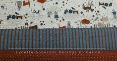 Nueva colección de #lynetteandersondesigns en Calicó