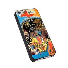 grafity Jean-Michel Basquiat Crown paint for iPhone Case ... http://www.amazon.com/dp/B01F13KIQQ/ref=cm_sw_r_pi_dp_GROjxb1Z1G4YM