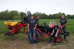 Look, Ma, No Hands! The AgBot Challenge Showcases the Autonomous Future of Agriculture - http://modernfarmer.com/2016/05/2016-agbot-challenge/?utm_source=PN&utm_medium=Pinterest&utm_campaign=SNAP%2Bfrom%2BModern+Farmer