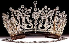 The Royal Order of Sartorial Splendor: Top 15: Readers' Favorite Tiaras  The Poltimore Tiara