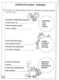 ALFABETIZAÇÃO CEFAPRO - PONTES E LACERDA/MT : Ideias para ordenar textos