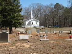 Chestnut Grove Baptist Church Cemetery  Raleigh  Wake County  North Carolina  USA