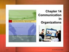 Prentice Hall 14 Communication in Organizations Chapter 14 Communication in Organizations. Communication Process, Mcgraw Hill, Organizations, Behavior, Management, Behance, Organizing Tips, Organisation, Organizers