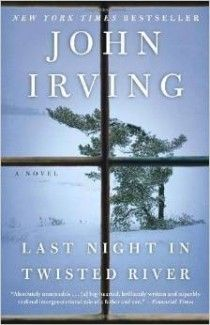 I love John Irving so much! I need to read ALL of his books now!