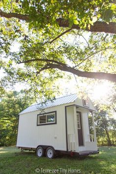 tiny whitey tennessee tiny home for sale 0003 144 Sq. Tennessee Tiny Home For Sale Tiny Houses For Sale, Tiny House On Wheels, Small Houses, Tiny Cabins, Cabins And Cottages, Coffee Business, Tiny House Listings, Composting Toilet, Home Photo