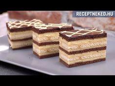 Érdekel a receptje? Kattints a képre! Küldte: Receptneked Tiramisu, Jin, Cake Recipes, Food And Drink, Snacks, Ethnic Recipes, Kuchen, Appetizers, Easy Cake Recipes