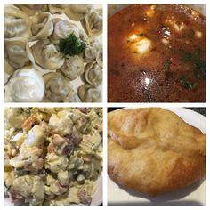 @theurbanknitster  Such delicious food with such an amazing gentleman. He has showed me Russian food is amazing. #Russian #russia #russianfood #lunch #friendship #amazing #borsh #pelmeni #pirojki #chebureki #lalaolivia #salatolivia #solyanka by chicagotraveler16