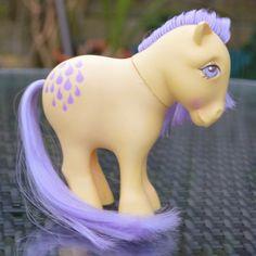 Vintage My Little Pony 'Lemon Drop' Original UK / EU by TeaJay, Vintage  Toy  Animal  My Little Pony  MLP  G1  Pink  UK  1982  Lemon Drop  EU  Exclusive  Show Stable  CC Miss Print  Collectors