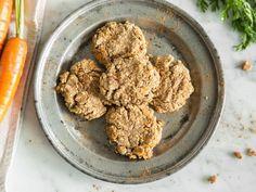 Clean Zimt-Karotten-Cookies