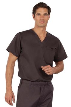 Men's Med Couture Medical Scrub Top Tuck-in Hunter Green 1 Chest Pocket Size XL Med Couture Scrubs, Medical Scrubs, Scrub Sets, Polo Ralph Lauren, Men Casual, Best Deals, Mens Tops, Pants, Color