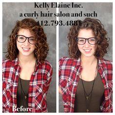 Hair salon curly hair pittsburgh