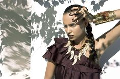 #Makeup by Kendra Richards #HeirAtelier http://heiratelier.com/about.html