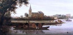 IMG_9761K Salomon van Ruysdael. 1600-1670. Haarlem. | par jean louis mazieres