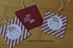 #Tipp der Woche 37: weihnachtlicher Geschenkanhänger