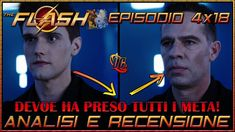 """🆕 The Flash ITA ⚡ Episodio 4x18 """"Lose Yourself""""   Analisi & Recensione ⚡"""
