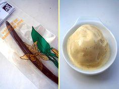 Valódi, házi vaníliafagylalt recept | Chili és Vanília Vanilla Ice Cream, Rum, Fresh, Cookies, Sweet, Desserts, Food, Drink, Biscuits