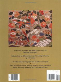Techniques of Japanese Embroidery: Shuji Tamura, The Japanese Embroidery Center: 9780873416276: Amazon.com: Books