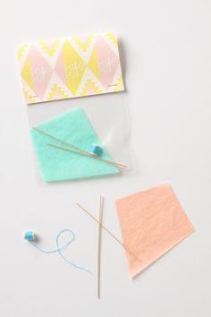 i'm inspired to throw a kite party! Kite Party, Diy For Kids, Crafts For Kids, Diy Craft Projects, Diy Crafts, Curious George Party, Pastel Party, Summer Crafts, Toddler Crafts