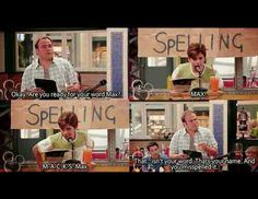 Max/ Wizards of Waverly Place.harper, jerry, and max were the funnist ones on that show! One of my favourite scenes from wowp Funny Quotes, Funny Memes, Hilarious, Jokes, Chisme Meme, Old Disney Shows, Old Disney Channel, Haha, Zack E Cody