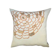 Found it at AllModern - Potpourri Sequin Cotton Throw Pillow