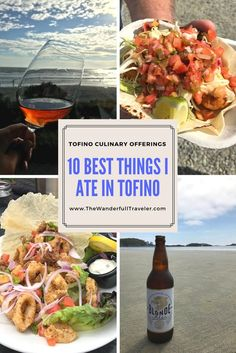 10 Best Things I Ate in Tofino, British Columbia - The Wanderfull Traveler