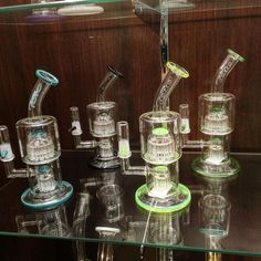 A few @toro_glass 7/13s available at the Windy Hill location. @dizzyhippy will be in the house soon! #glassofig #toroglass #toroforsale by cloud9smokeco