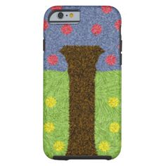 Green grass with yellow flower and a blue tree with red fruits. You can also Customized it to get a more personally looks. Iphone 6 Wallet Case, Samsung Galaxy Cases, Iphone Case Covers, Iphone 7, Iphone Models, Green Grass, Yellow Flowers, Tech Accessories, Kids Rugs