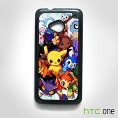 Pokemon jump AR for HTC M7/M8/M9 phonecases