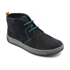 Invader, Navy Blue Suede Boys Lace-up Boots - Boots - Boys Shoes,  Toddler Boy Style, Boys Fashion, Baby Boy Fashion
