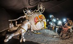 Banksy's Dismaland: 'a theme park unsuitable for children' – in pictures | Art and design | The Guardian
