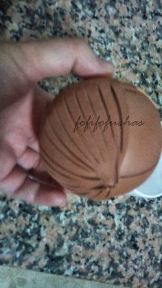 El taller de karoly: tutorial de Fofifuchas: pelo recogido para fofuchas