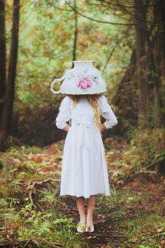 Well yes... if we had some oversized crockery... but generally like the playful, absurd, endearing.
