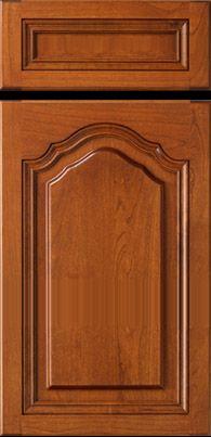 Arched Panel Door Templates