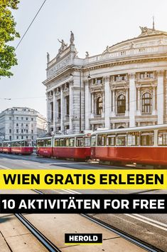 Experience Vienna for free: 10 free activities - Free to the museum, free to the cinema and free food? This works out! We have researched how you ca - Solo Travel, Us Travel, Places To Travel, Holidays Around The World, Around The Worlds, Egypt Museum, Reisen In Europa, Travel Companies, Luxor Egypt