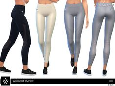 Lana CC Finds - Workout Empire - Core - Tech Tights