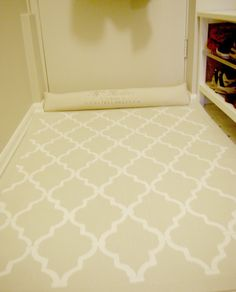 1000 images about diy flooring ideas on pinterest for Cheap diy flooring ideas