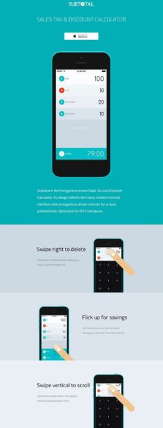 Subtotal App by Szilard Nagy
