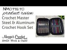 NM073270 Crochet Master Steel Crochet Hook Set: Product Review- http://www.youtube.com/watch/?v=I9kUSSHJN-g #product #review #crochet #hook #set