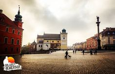 """""""Those who tell the stories rule society."""" --#Plato  Follow @PlanetEmerson  Snapchat @PlanetEmerson   Location: Warsaw Poland  Photo by @PlanetEmerson #Warsaw #digitalnomad #wanderlust #oldtown"""